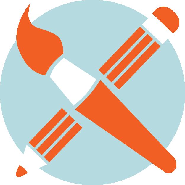 Web designer logos