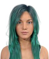 Green Hair (Long Hair)